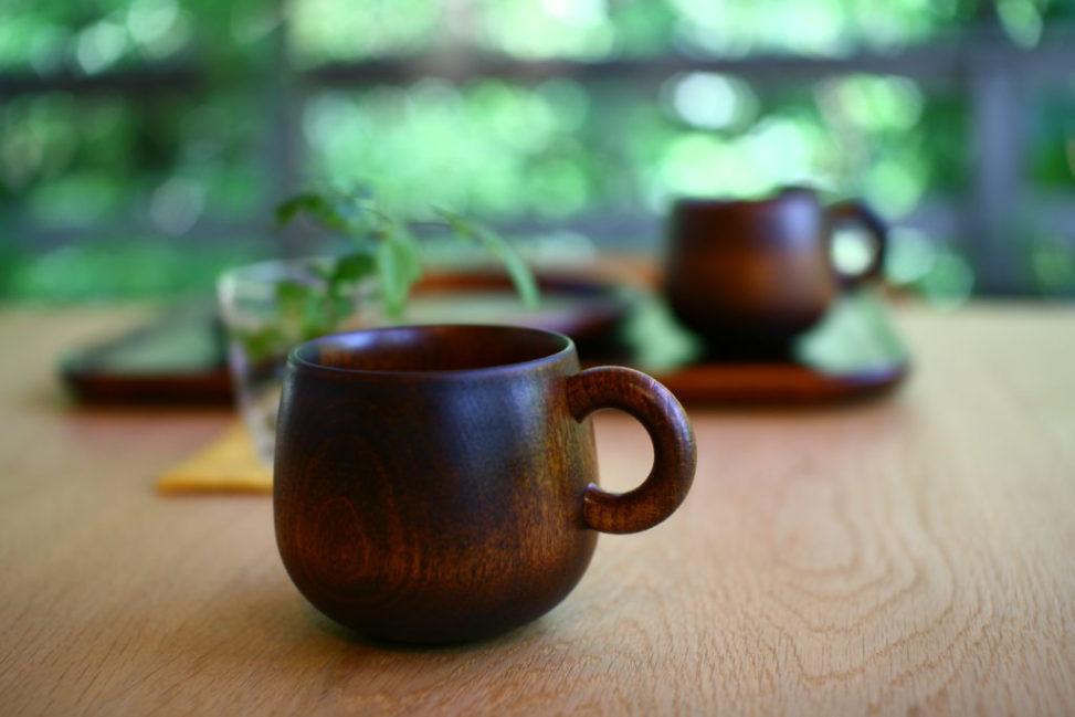 オークヴィレッジシェーヌドゥマグカップ