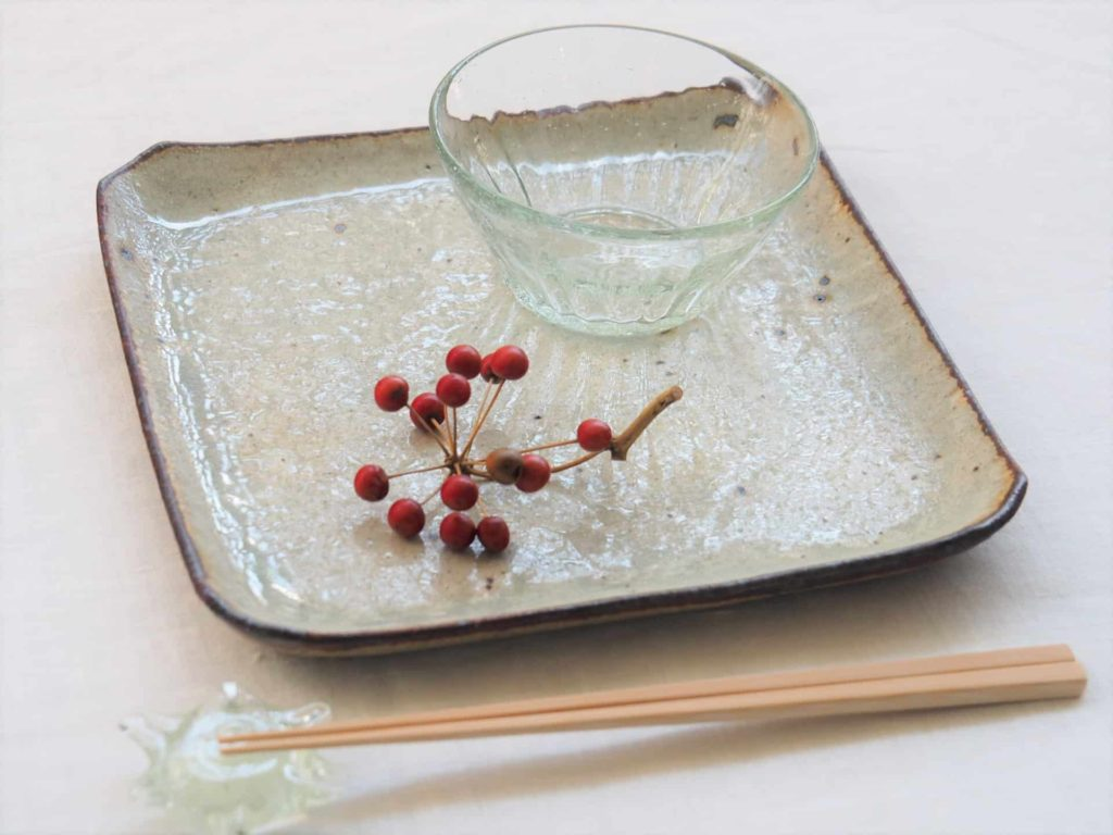 山田奈緖子 モール平鉢