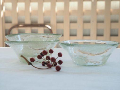 山田奈緖子 泡水玉変形小鉢