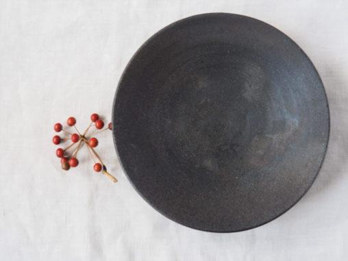 松村英治7寸皿