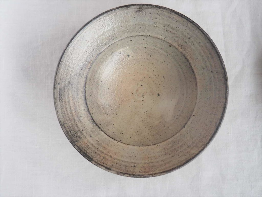 野口淳7寸リム鉢