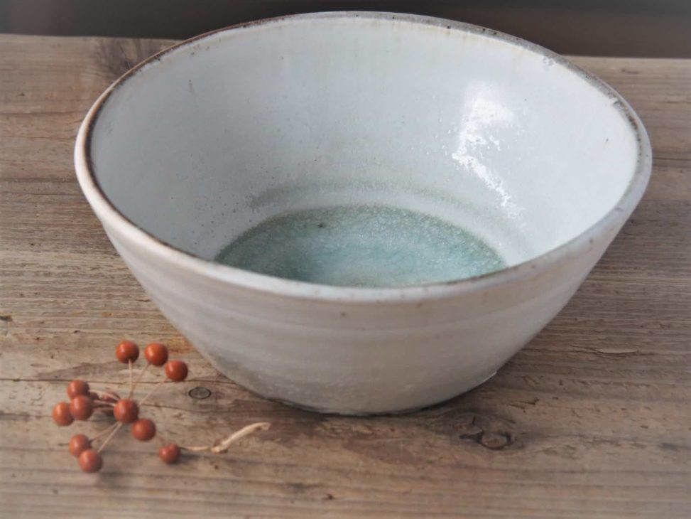 広川絵麻 台形鉢
