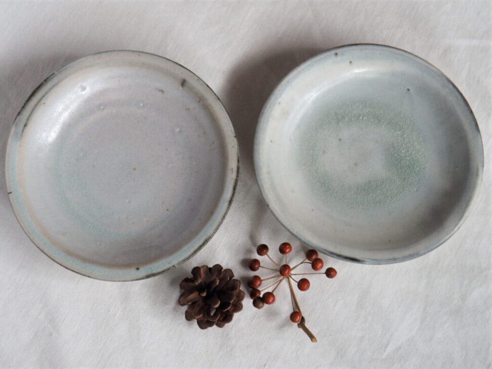 広川絵麻 6寸リム皿